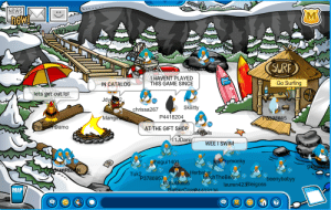 Club Penguin #Trashtag, let's keep our island clean!: NEWS  M  new!  SURF  T HAVÈNT PLAYED  THIS GAME SINCE  ww  Go Surfing  IN CATALOG  lets get out lol  Jdy  Skiity  chrissa267  P4418204  Manginator  POBaHBa5  Pergum Damo  AT THE GIFT SHOP  Katells  11JDani:  WEE I SWIM  spankymonky  megui1401  ga  STARDLOARLANO  Herbabe  Tuk2  P3786957  Mitch TheBear  beenybabyy  MotoMoto5  BattierCoas 31 36  lauren423Bleigoss  MAP Club Penguin #Trashtag, let's keep our island clean!