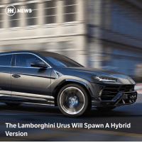 Memes, News, and Porsche: NEWS  RUS  The Lamborghini Urus Will Spawn A Hybrid  Version Via @carthrottlenews - A plug-in hybrid option is nailed-on for the Urus, with the Porsche Panamera Turbo S E-Hybrid donating the power unit and up to 700bhp on the cards