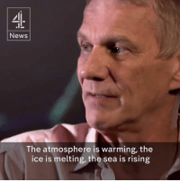 Memes, 🤖, and Atmosphere: News  The atmosphere is warming, the  ice is melting, the sea is rising This astronaut had one final mission - to warn the world about climate change.  Piers Sellers, who spoke to Channel 4 News in August, has passed away aged 61.