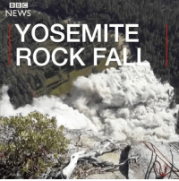Climber Pete Zabrok filmed dramatic footage of a rock fall at Yosemite National Park in California. There have been a series of incidents like this in the last week. climbing climber yosemite yosemitenationalpark: NEWS  YOSEMITE  ROCK FA Climber Pete Zabrok filmed dramatic footage of a rock fall at Yosemite National Park in California. There have been a series of incidents like this in the last week. climbing climber yosemite yosemitenationalpark