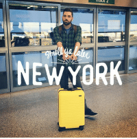 I'm going to Japan for two weeks! I'll be travelling all over and posting lots of fun stuff, so stay tuned! I'm mostly pumped that I get to test out my new suitcase from @away! (I chose Minion Yellow cuz I'm a dork! 😛): NEWYORK I'm going to Japan for two weeks! I'll be travelling all over and posting lots of fun stuff, so stay tuned! I'm mostly pumped that I get to test out my new suitcase from @away! (I chose Minion Yellow cuz I'm a dork! 😛)