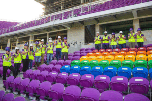 newyorkcityhomo:  rocketpowerpuffgirls:  sixpenceeeblog:  Orlando  city soccer unveils 49 Rainbow-colored seats at its new stadium to  honour the victims of the June shooting at pulse nightclub.    This is something I love to see. Obviously the reason is tragic but knowing they have officially been immortalized is really amazing   This makes me cry and applaud of happiness : newyorkcityhomo:  rocketpowerpuffgirls:  sixpenceeeblog:  Orlando  city soccer unveils 49 Rainbow-colored seats at its new stadium to  honour the victims of the June shooting at pulse nightclub.    This is something I love to see. Obviously the reason is tragic but knowing they have officially been immortalized is really amazing   This makes me cry and applaud of happiness