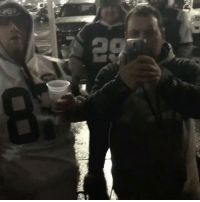 NewYorkJets BrandonMarshall crashes a tailgate before tonight's game against the MiamiDolphins! 🏈😂👍 @BMarshall WSHH: NewYorkJets BrandonMarshall crashes a tailgate before tonight's game against the MiamiDolphins! 🏈😂👍 @BMarshall WSHH