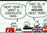 """<p>Do diary of a wimpy kid memes have potential? via /r/MemeEconomy <a href=""""https://ift.tt/2qb2Shr"""">https://ift.tt/2qb2Shr</a></p>: NEXT YEAR I  WANT A  CHOCOLATE  CAKE.  THAT IS, IF  YOU'RE  AROUND  NEXT YEAR! <p>Do diary of a wimpy kid memes have potential? via /r/MemeEconomy <a href=""""https://ift.tt/2qb2Shr"""">https://ift.tt/2qb2Shr</a></p>"""
