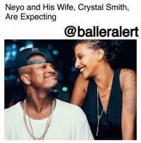 "Children, Definitely, and Do It Again: Neyo and His Wife, Crystal Smith,  Are Expecting  @balleralert Neyo and His Wife, Crystal Smith Are Expecting – blogged by @MsJennyb ⠀⠀⠀⠀⠀⠀⠀ ⠀⠀⠀⠀⠀⠀⠀ New Baller Baby Alert! ⠀⠀⠀⠀⠀⠀⠀ ⠀⠀⠀⠀⠀⠀⠀ E! News has confirmed that singer NeYo and his wife, CrystalSmith, are expecting! ⠀⠀⠀⠀⠀⠀⠀ ⠀⠀⠀⠀⠀⠀⠀ Just 18 months after the two jumped the broom in L.A., the couple has announced that they are expecting their second child together. ""We are so excited!"" Smith told the publication. ""This definitely wasn't in the plan and we weren't trying at all!"" ⠀⠀⠀⠀⠀⠀⠀ ⠀⠀⠀⠀⠀⠀⠀ The couple has yet to tell their other children, but they believe they will be very excited for a new sibling. ""Maddie has asked a few times for a little since having SJ so fingers crossed,"" the couple said of Ne-Yo's daughter Madilyn Grace from his previous relationship. ⠀⠀⠀⠀⠀⠀⠀ ⠀⠀⠀⠀⠀⠀⠀ The ""So Sick"" singer also has a son, Mason Evan, from a previous relationship, as well as his one-year-old son, Shaffer Chimere Smith Jr, he welcomed with Smith back in May of 2016. Although, the two have yet to find out the sex of their new ballerbaby, the gender will determine whether or not they will try for another bundle of joy in the future. ⠀⠀⠀⠀⠀⠀⠀ ⠀⠀⠀⠀⠀⠀⠀ ""If it's a girl then the shop is closed but if it's a boy then we have to do it again!"" they said. ""I've been dreaming of the same little girl since I was a little girl and we won't stop until we get her!"""