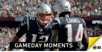 25/35. 378 yards. 5 TDs. 146.2 passer rating.  And 1 incredible game-winning drive for TB12 & the @Patriots. 👏 https://t.co/RXs74JoKly: NFL  14  UTS  GAMEDAY MOMENTS  PRESENTED BY  BUFFALO  WILD  WINGS 25/35. 378 yards. 5 TDs. 146.2 passer rating.  And 1 incredible game-winning drive for TB12 & the @Patriots. 👏 https://t.co/RXs74JoKly