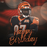 Birthday, Memes, and Nfl: NFL  15 Six-time Pro Bowler. Three-time All-Pro.  Join us in wishing @Bengals defensive tackle @GenoSacks a HAPPY BIRTHDAY! 🎈🎈🎈 https://t.co/sp3gJUbtj1