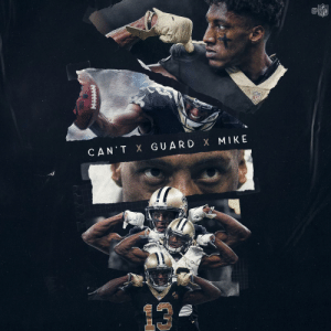 Birthday, Memes, and Nfl: NFL  CAN T X GUARD X MIK E HAPPY BIRTHDAY to All-Pro @Saints WR @Cantguardmike! 💪⚜ https://t.co/y5MoPK3mdd