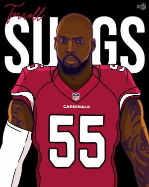 Memes, Nfl, and Cardinals: NFL  CARDINALS Terrell Suggs is continuing his career with the @AZCardinals! https://t.co/tDg0X2UZSq