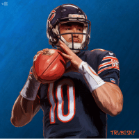 Birthday, Memes, and Nfl: NFL  CBEARS  TRUBISKY HAPPY 24th BIRTHDAY to @ChicagoBears QB @Mtrubisky10! 🎉🎂 https://t.co/1oxJpEYps3
