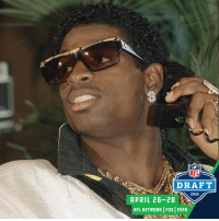 29 years ago today, @DeionSanders got the call.  An iconic @NFLDraft moment. 🔥 https://t.co/iglWE56hb7: NFL  DRAFT  2018  APRIL 26-28  NFL NETWORK FOX ESPN 29 years ago today, @DeionSanders got the call.  An iconic @NFLDraft moment. 🔥 https://t.co/iglWE56hb7