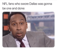 😂😂😂 https://t.co/Hlcv58GdwV: NFL fans who swore Dallas was gonna  be one and done:  NEİMEMES 😂😂😂 https://t.co/Hlcv58GdwV