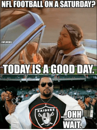 NFL on Saturday: Life = MADE!