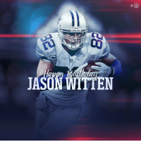 Happy Birthday to the @dallascowboys legend and newly-retired...@JasonWitten!! 🐐 https://t.co/fgTewizrC7: NFL  JASON WITTEN Happy Birthday to the @dallascowboys legend and newly-retired...@JasonWitten!! 🐐 https://t.co/fgTewizrC7