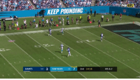 The 2018 New York Giants, summarized in one video https://t.co/VVXMACzlsZ: NFL  KEEP POUNDING  10  GIANTS  1-3 3 PANTHERS 21 7 2nd 14:16  4th & 2 The 2018 New York Giants, summarized in one video https://t.co/VVXMACzlsZ