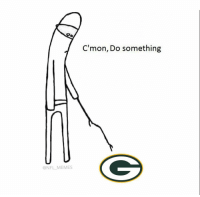 LIVE LOOK IN at Packers fans: @NFL MEMES  C'mon, Do something LIVE LOOK IN at Packers fans