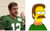 Not sure if Aaron Rodgers or...: @NFL MEMES Not sure if Aaron Rodgers or...