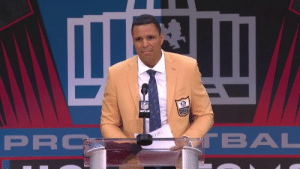Respect to @Chiefs Kingdom.  @TonyGonzalez88 tells the story of the first time playing in Kansas City as an opponent. #PFHOF19 https://t.co/JstQtl7nKJ: NFL  MFLN  PRO  TBAL  BIG Respect to @Chiefs Kingdom.  @TonyGonzalez88 tells the story of the first time playing in Kansas City as an opponent. #PFHOF19 https://t.co/JstQtl7nKJ