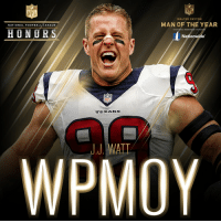 Football, Memes, and Nationwide: NFL  NFL  WALTER PAYTON  MAN OF THE YEAR  NATIONAL FOOTBALL LEAGUE  HONORS  Nationwide  NFL  TEXANS  WPMOY Congratulations to @JJWatt! The 2017 Walter Payton NFL Man of the Year, presented by @Nationwide! #WPMOY https://t.co/O9LvPuN2xZ
