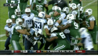 Titans, Jet, and Marcus Mariota: NFL  OCBS  TB  17  CAR 19 CAR K. ENJAMIN: B  REC, 104 YDS FINAL VIDEO: The Jets and Titans are literally brawling over who gets to draft Marcus Mariota.