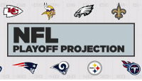 What are the chances of your team making the playoffs this season? https://t.co/rM76PhuPJC: NFL  PLAYOFF PROJECTION  Steelers What are the chances of your team making the playoffs this season? https://t.co/rM76PhuPJC