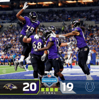 Memes, Nfl, and Nfl Preseason: NFL  PRESEASON  2018  FINAL FINAL: The @Ravens WIN! #BALvsIND https://t.co/R1SLFq7oG9