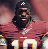 Nfl, Run, and Sports: NFL  REDSKINS @rgiii was reportedly running with the scout team defense as a safety during practice this week. 👀😳🏈