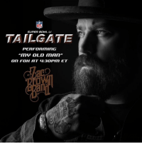 Tune in to FOX now to watch us perform #MyOldMan! Get the song when you pre-order WELCOME HOME: atlanti.cr/welcomehome: NFL  SUPER BOWL LI  TAILGATE  PERFORMING  An Tune in to FOX now to watch us perform #MyOldMan! Get the song when you pre-order WELCOME HOME: atlanti.cr/welcomehome
