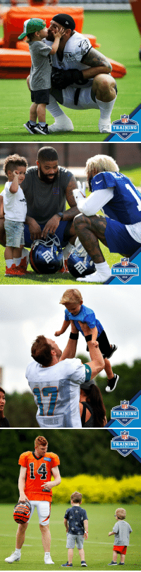 Memes, Nfl, and Summer: NFL  TRAINING  CA M P  2018   nu  NFL  TRAINING  CA M P  2018   NFL  TRAINING  2016   NFL  TRAINING  CA M P  2018 #NFLTrainingCamp > Summer Camp  #FootballIsFamily https://t.co/k5yxvpsQWB
