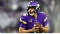 "Memes, Nfl, and Best: NFL  ViKinGs ""When [Sam Bradford] is at his best, there might be no better passer in the league.""  (via @gmfb) https://t.co/9QvVdNOExW"