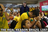 Tony Romo wasn't JUST in the stands during the Brazilian loss in the FIFA World Cup! #HesEverywhere #TonyRomoCurse Credit: Soccer Memes & Rameez Munawar: @NFLIMEIMER  THE REAL REASON BRAZIL LOST Tony Romo wasn't JUST in the stands during the Brazilian loss in the FIFA World Cup! #HesEverywhere #TonyRomoCurse Credit: Soccer Memes & Rameez Munawar