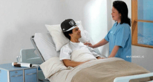Nurse: Sir, you've been in a coma since last week  Raiders fan: Oh boy, can't wait to finally see Antonio Brown in the silver and black tonight! https://t.co/GyhqoyxwDj: @NFLMEMES_IG Nurse: Sir, you've been in a coma since last week  Raiders fan: Oh boy, can't wait to finally see Antonio Brown in the silver and black tonight! https://t.co/GyhqoyxwDj