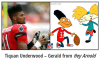 Gerald From Hey Arnold