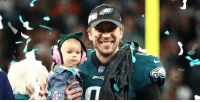 Future, Memes, and Superbowl: .@NFoles_9 went from backup to @SuperBowl MVP. Gronk says he'll evaluate his future.  7 things we learned from #SBLII: https://t.co/jCjgbZDSsf https://t.co/E89RROlNlh
