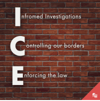 We must build the wall, support Homeland Security and secure America NOW!: nfromed Investigations  ontrolling our borders  nforcing the law We must build the wall, support Homeland Security and secure America NOW!