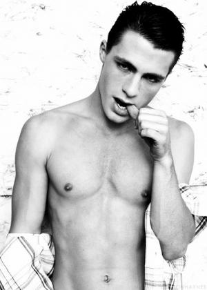 No one is more beautiful than Colton Haynes.: NHAYNES No one is more beautiful than Colton Haynes.
