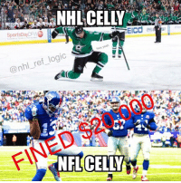 NFL refs are so dumb I swear hahaha. - nhl nfl isitoctoberyet: NHL CELLY  EICd  SportsDay DFW  fuck yeah  @nhl ref logic NFL refs are so dumb I swear hahaha. - nhl nfl isitoctoberyet