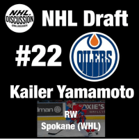 Kailer Yamamoto is headed to Edmonton. Potential linemate for Connor McDavid McDavid Yamamoto Oilers Edmonton NHLDiscussion NHLDraft: NHL  NHL Draft  @NHL.DISCUSSION  #22  Kailer Yamamoto  man  RW GR  ん. GRILLSE  Spokane (WHL) Kailer Yamamoto is headed to Edmonton. Potential linemate for Connor McDavid McDavid Yamamoto Oilers Edmonton NHLDiscussion NHLDraft