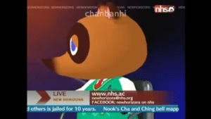 "acnl-claytown:""Why are you gay?"", by @chanbanhi: nhso  EWHORIZONS NEWNORIZONS NEWHORZON  ONS NEWNORZONS  NEW  chanbanhi  www.nhs.ac  newhorizons@nhs.org  FACEBOOK: newhorizons on nhs  LIVE  NEW HORIZONS  Nook's Cha and Ching bell mapp  others is jailed for 10 years. acnl-claytown:""Why are you gay?"", by @chanbanhi"