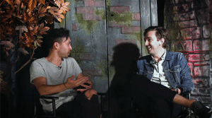 nialljhoran:  Ryan Interviews Shane in a Haunted House • Spooky Small Talk: nialljhoran:  Ryan Interviews Shane in a Haunted House • Spooky Small Talk