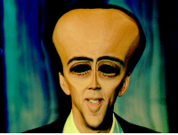 Nic ayy lmao Cage (x-post from /r/onetruegod): Nic ayy lmao Cage (x-post from /r/onetruegod)