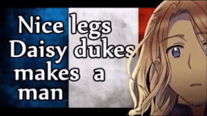 Nice legs, daisy dukes (APH: all) - YouTube: Nice legs  Daisy dukes  makes a  man Nice legs, daisy dukes (APH: all) - YouTube