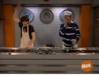 Drake, Life, and Nick: Nick remember that episode where drake and josh couldn't handle the sushi job, that's my life right now https://t.co/Qup8Wg2pFV