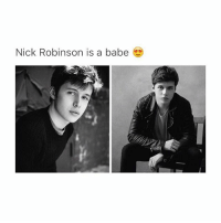 the 5th wave: Nick Robinson is a babe the 5th wave