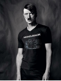 Nickelback, Picture, and Ever: NICKELBACK <p>The most offensive picture ever.</p>