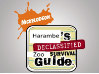 Alive, Nickelodeon, and Harambe: NICKELODEON.  Harambe'S  DECLASSIFIED  Zoo SURVIVAL  Guide  TM <p>Proof Harambe is still alive!</p>