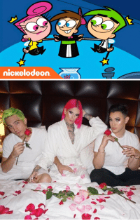 Remember the Fairly OddParents? This is them now, feel old yet?: nickelodeon Remember the Fairly OddParents? This is them now, feel old yet?