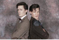 Back to Back, Facebook, and Sorry: nicotinebatch:  everydayimwholockin:  adreamisbutadream:  kingofthekastle:  milodrums:  matteleven:  So I finally got to have my photo taken with the brilliant Matt Smith. He gave me a very wide-eyed look and a grin when I walked up to him and was happy to do a back to back pose. It was also very surreal to have my photo taken with so many people staring! Either way it made my day and I hope you like it.You can also check out my facebook page here :)  I GIVE UP  im sorry what the what  good  #matt looks more like matt than matt does himself  Mattception