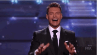 """<p><a href=""""http://www.nbc.com/the-tonight-show/filters/guests/103476"""" target=""""_blank"""">Ryan Seacrest</a> is on the show tonight!</p> <p><a href=""""http://giphy.com/gifs/americanidol-american-idol-xiii-ryan-seacrest-2Xw6jwv58cP7KsBSnPG"""" target=""""_blank"""">(via)</a></p>: nidol  FOX <p><a href=""""http://www.nbc.com/the-tonight-show/filters/guests/103476"""" target=""""_blank"""">Ryan Seacrest</a> is on the show tonight!</p> <p><a href=""""http://giphy.com/gifs/americanidol-american-idol-xiii-ryan-seacrest-2Xw6jwv58cP7KsBSnPG"""" target=""""_blank"""">(via)</a></p>"""