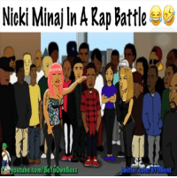 Memes, Rap, and Twitter: Nieki Minaj In A Rap Battlee  outube.com/BeToOwnBoss  twitter.com/BYOBent Why they play Nicki 💀